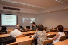 Képek: CCE projektmegbeszélés Budapesten, 2011. július 13-15.